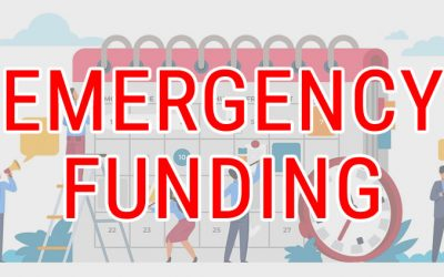 An 8-Week Plan to Raise Immediate Emergency Funding