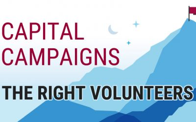 Capital Campaign Volunteers: How to Select and Recruit Top Supporters