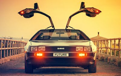 Plan a Campaign to Take Your Nonprofit Back to the Future