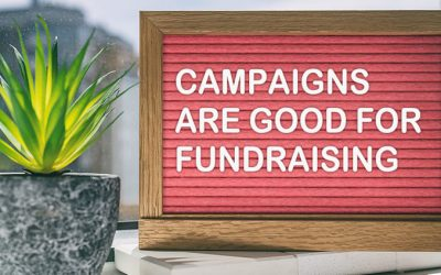 8 Reasons Why Campaigns are So Good for Your Fundraising