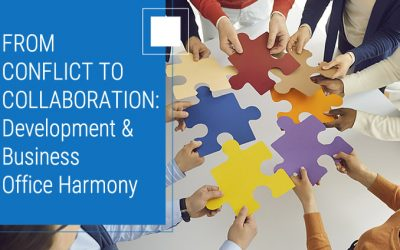 From Conflict to Collaboration: Your Development Office and Business Office