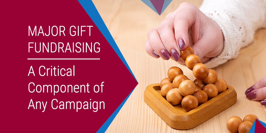 Major Gift Fundraising: A Critical Component of Any Capital Campaign